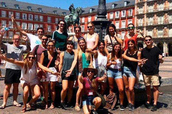 Free Walking Tour Madrid